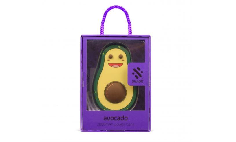 Avocado Powerbank box