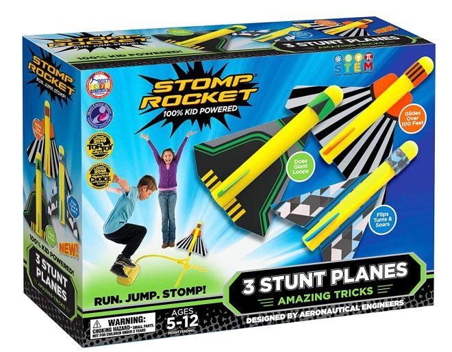 3 Stunt Planes box