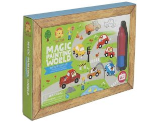 Magic Painting World Farm