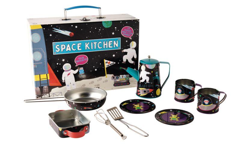 Space Kitchen Set