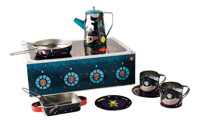 Floss & Rock Space Kitchen Set