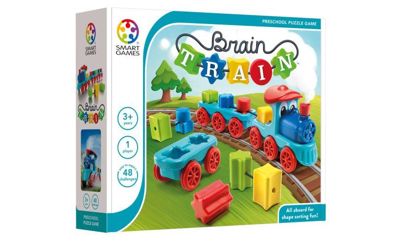Brain Train Smart Games SG040