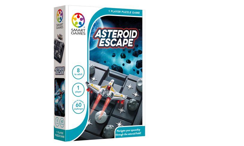Smart Games Asteroid Escape Box
