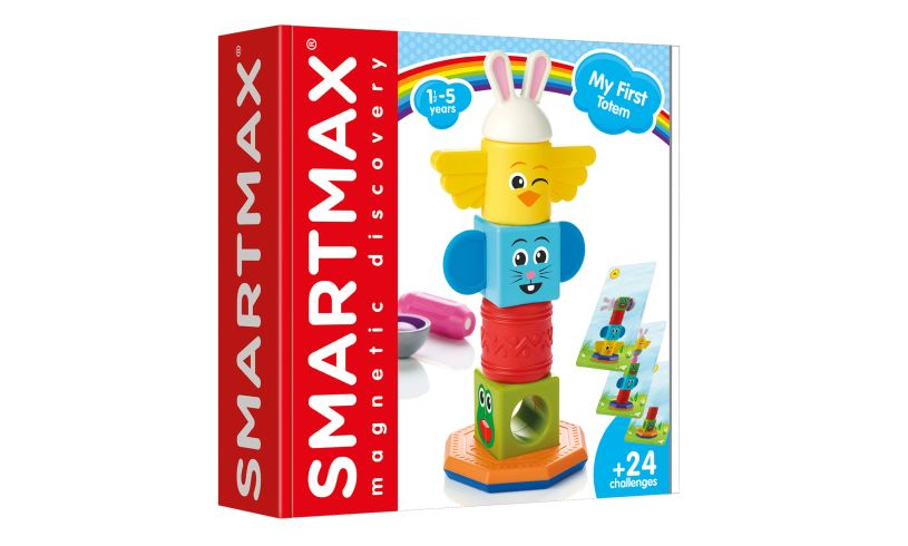 My First Totem Smartmax Magnetic Discovery