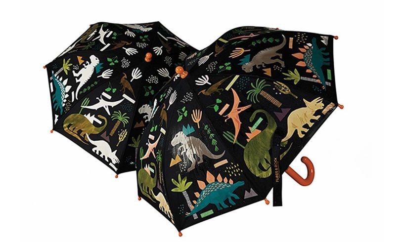 Color Changing Dinosaur Umbrella