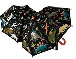 Color Changing Dinosaur Umbrella