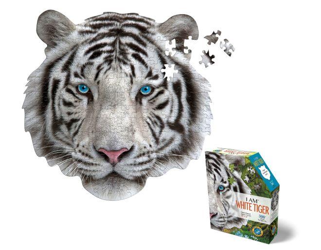 I Am White Tiger