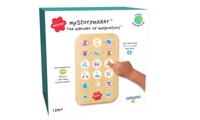 My Story Maker box