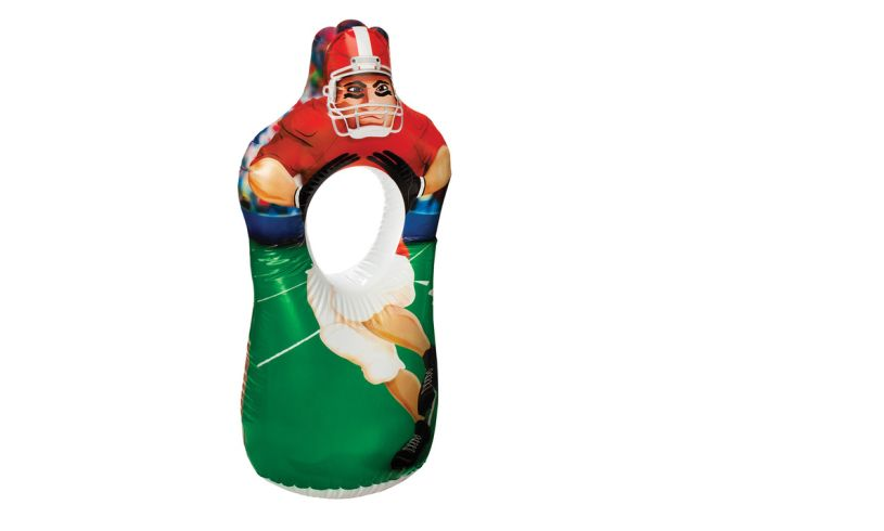 Inflatable Toss football