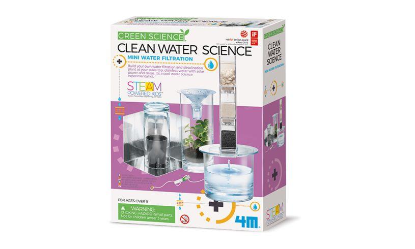 Clean Water box
