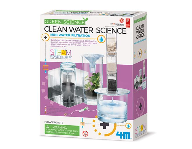 Clean Water box