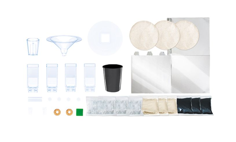 Clean Water contents