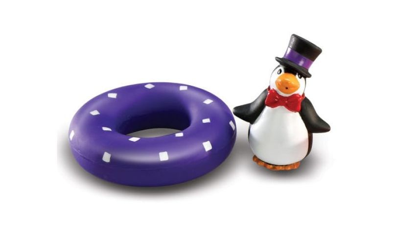 Smart Penguins purple
