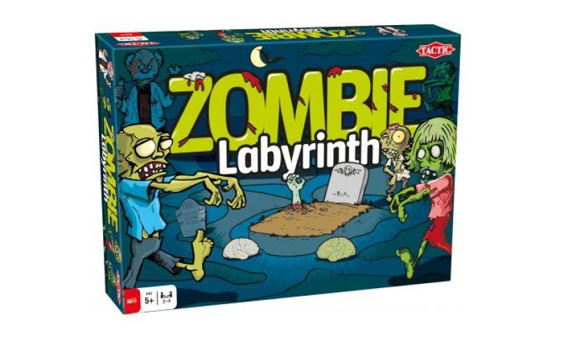 Zombie Labyrinth box