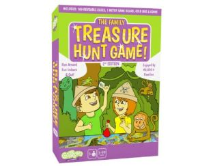 Gotrovo Treasure Hunt game
