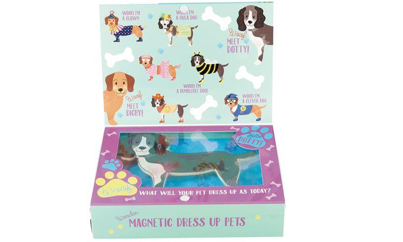 Dress up pets set