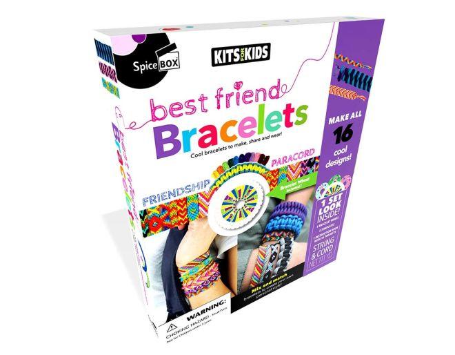 Best Friend Bracelets box