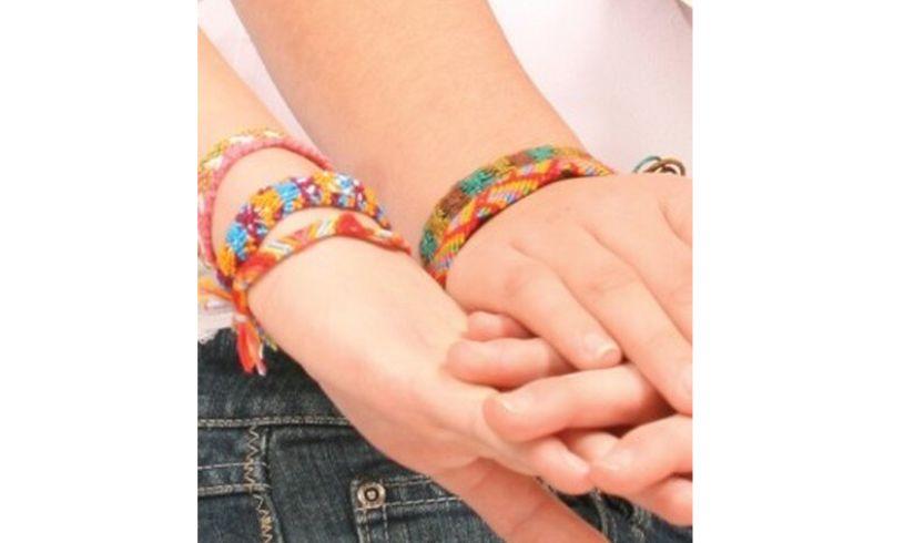 Best Friend Bracelets made