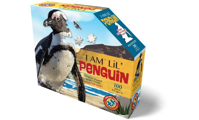 Penguin Jigsaw Puzzle