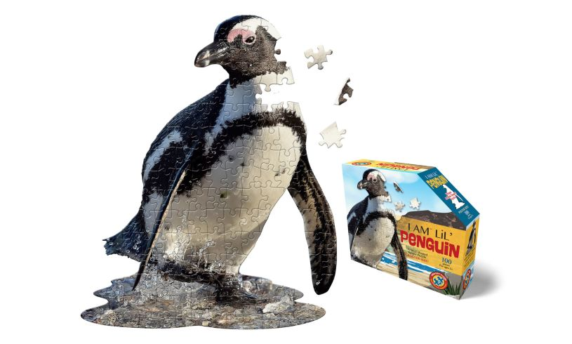 I Am Lil' Penguin Jigsaw Puzzle
