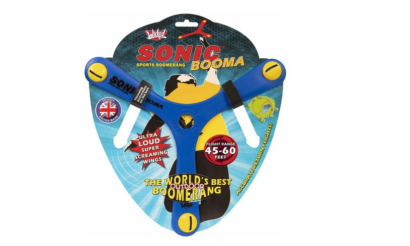 Sonic Booma Blue