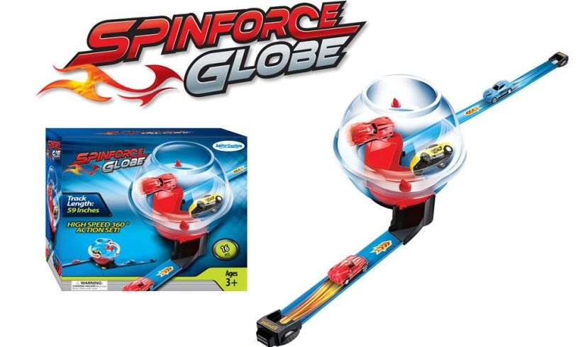Spinforce Globe contents
