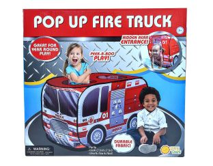 Fire Truck box