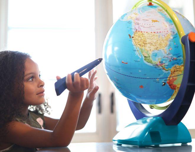 Educational Insights Talking Globe