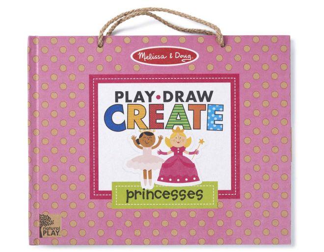 Play Draw Create Princess