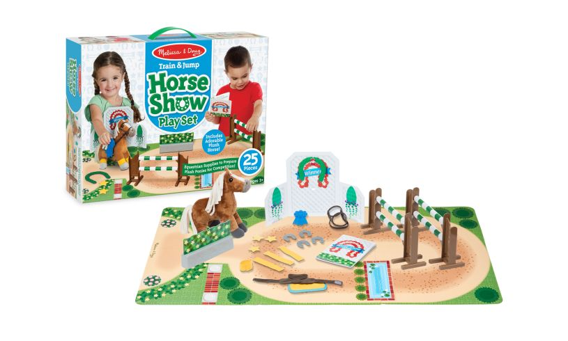 Horse Show Play Set