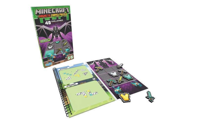 Minecraft Puzzle contents