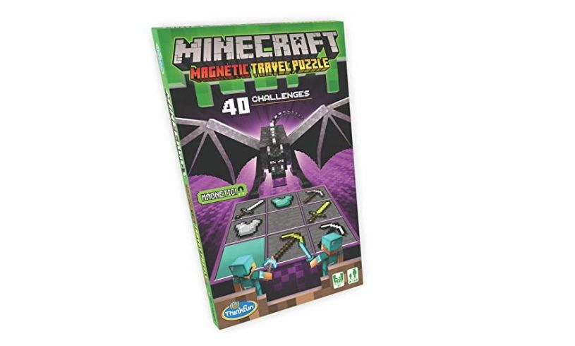 Minecraft Puzzle box