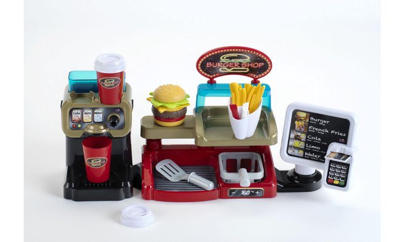 Burger Shop contents