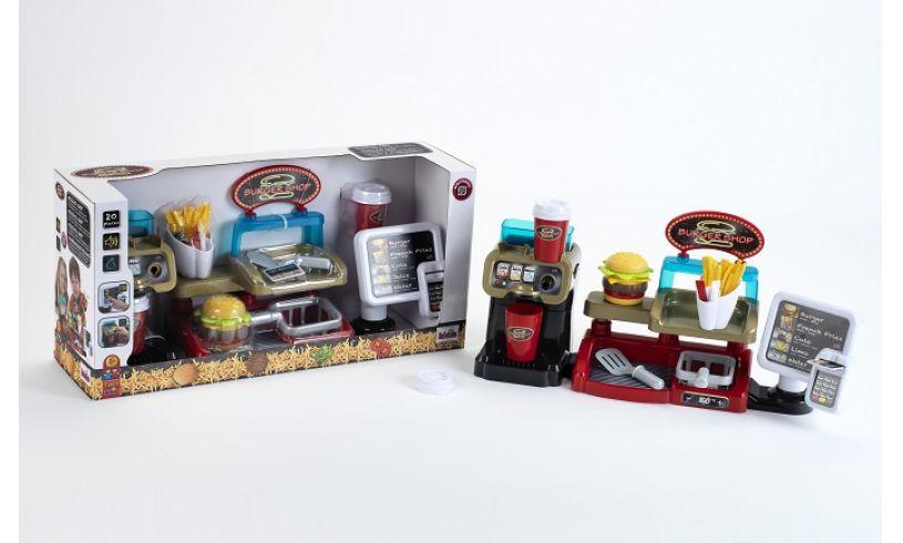 Burger Shop box
