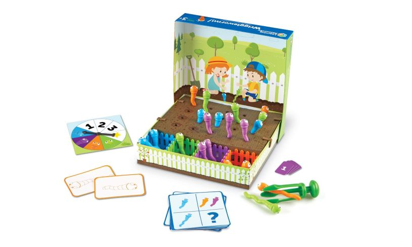 Wriggle Worms contents