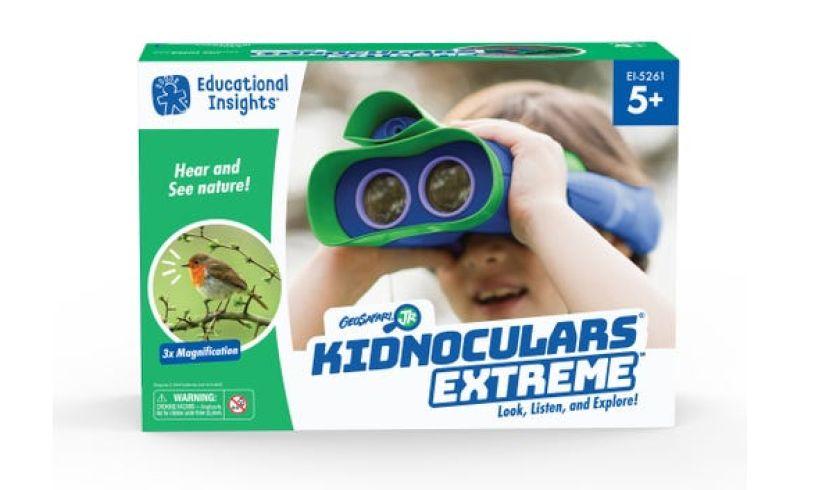 Kidnoculars box