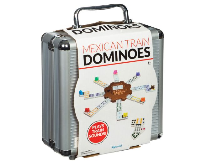 Dominoes case