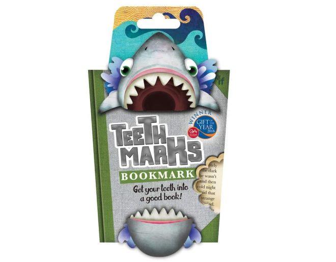 Teethmarks in packet