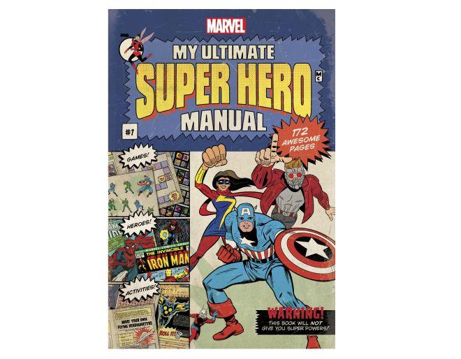 Ultimate Superhero cover