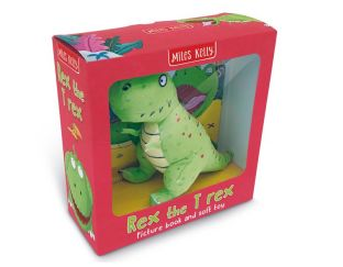 Rex the T Rex box