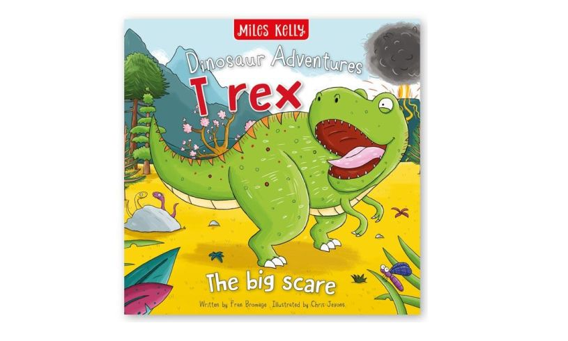 Rex the T Rex book cover