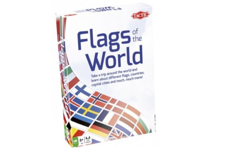 Flags of the World box Tactic