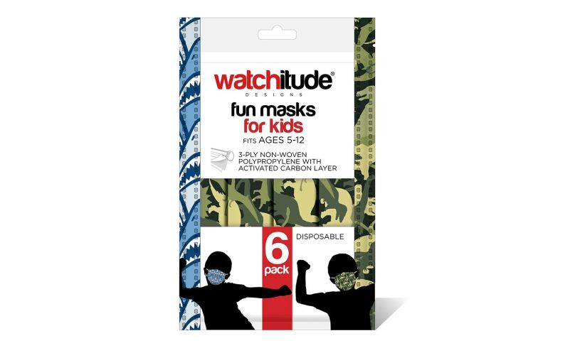 Masks packaging