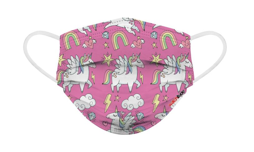 Masks unicorns