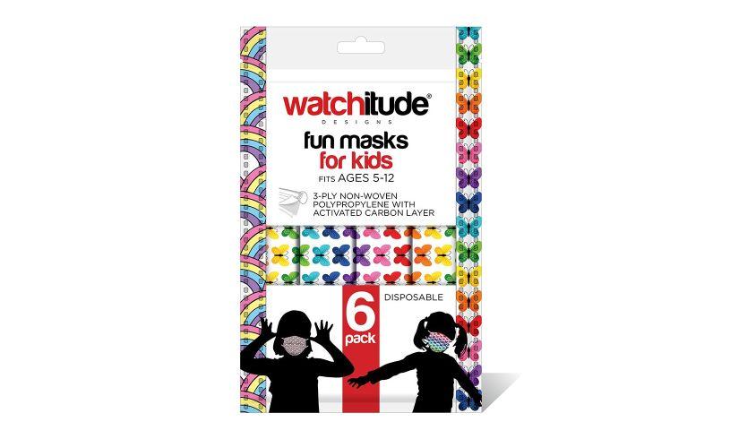 Masks packaging