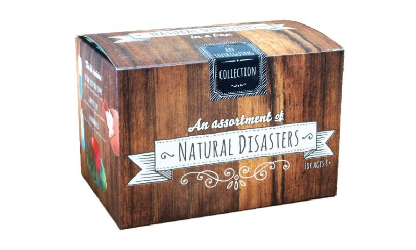 Natural Disasters box