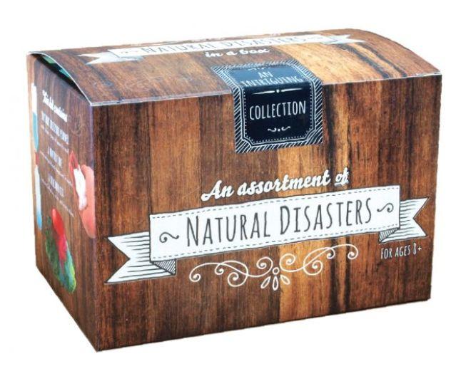 Natural Disasters box