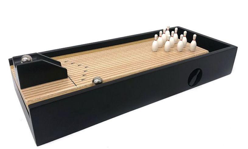 Desktop Bowling - solid wood