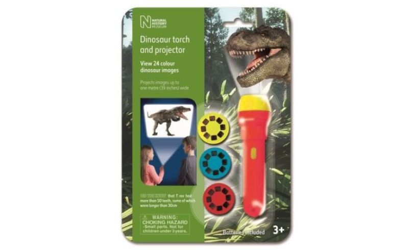 Dinosaur Torch and Projector