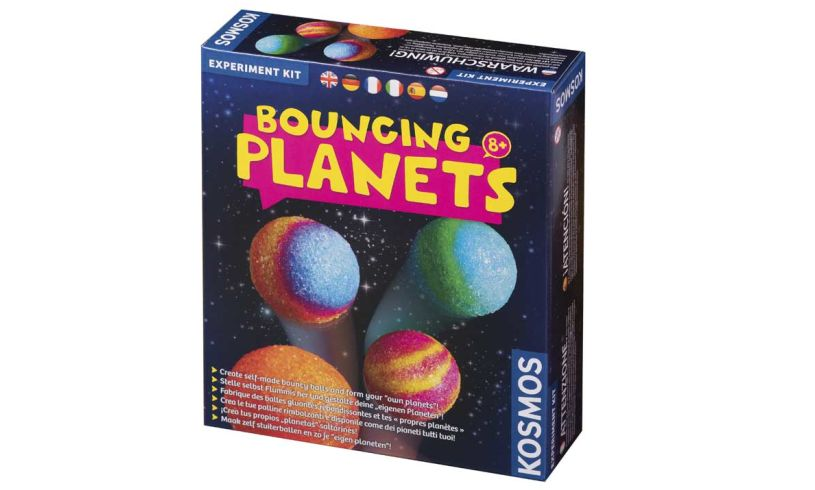 Thames and Kosmos Bouncing Planets